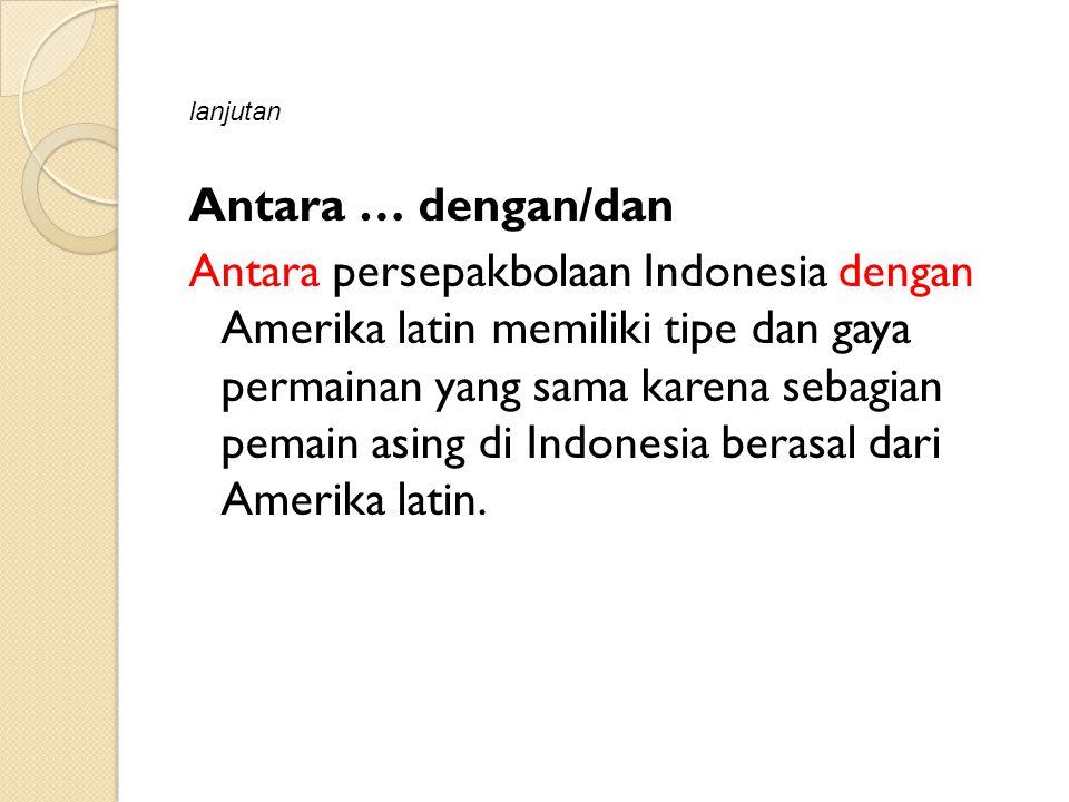 Tidak (hanya)… tetapi. Tidak hanya di Surabaya dan Jakarta tetapi di DIY juga sedang terserang wabah ulat bulu. Baik … maupun Baik siswa maupun guru s