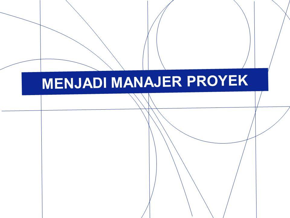 Definisi Manajer proyek adalah seseorang yang ditunjuk untuk bertanggung jawab terhadap kegiatan keseharian pengelolaan proyek untuk kepentingan organisasi.