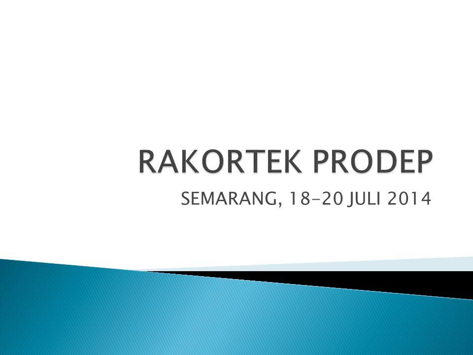 SEMARANG, 18-20 JULI 2014