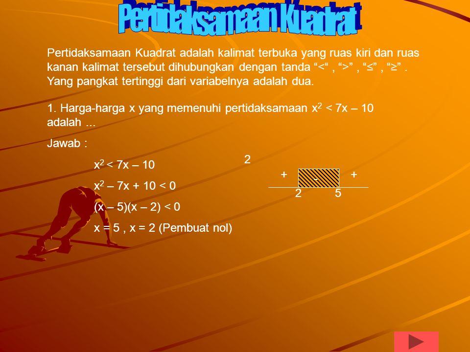 4cy= 2x 1 x – 4cy 1  x 1 x= 4c (4) Jika parabola dalam bentuk umum Ax 2 + Dx + Ey + F = 0, maka persamaan garis singgung parabola yang menyinggung di