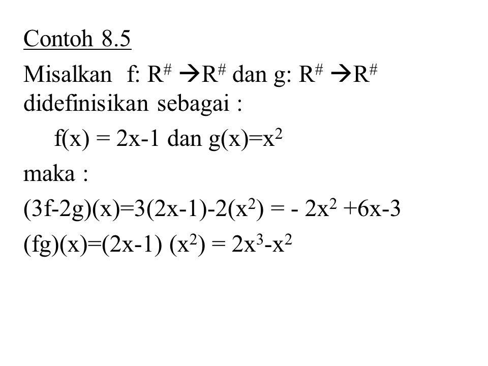 FUNGSI KARAKTERISTIK ( Characteristic Functions) Misalkan A adalah sembarang himpunan bagian dari himpunan semesta U, maka fungsi berharga nyata :x A : U  {1,0} yang didefinisikan sebagai disebut fungsi karakteristik dari himpunan A