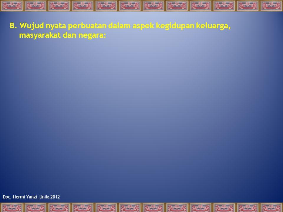 Doc. Hermi Yanzi_Unila 2012 3. Persamaan A. Pemahaman Konsep