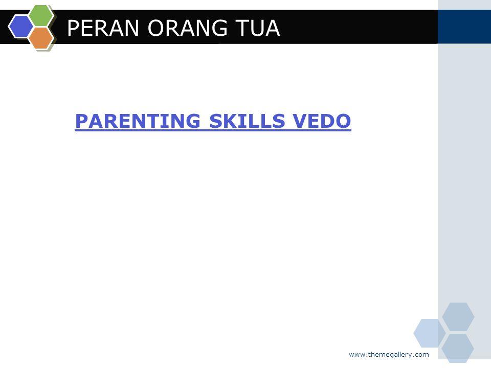 PERAN ORANG TUA PARENTING SKILLS VEDO www.themegallery.com