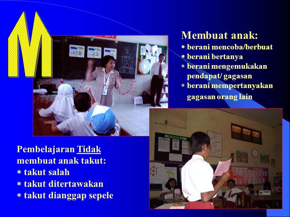 Pembelajaran : Mencapai tujuan pembelajaran Siswa : Mencapai kompetensi yang diharapkan