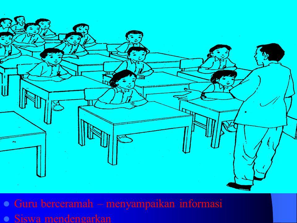 17/12/2014Strategi Kognitif97 5. Guru Sebagai Moderator dan Fasilitator –M–Memiliki pengetahuan dan pema-haman yang cukup tentang media Pendidikan –M–