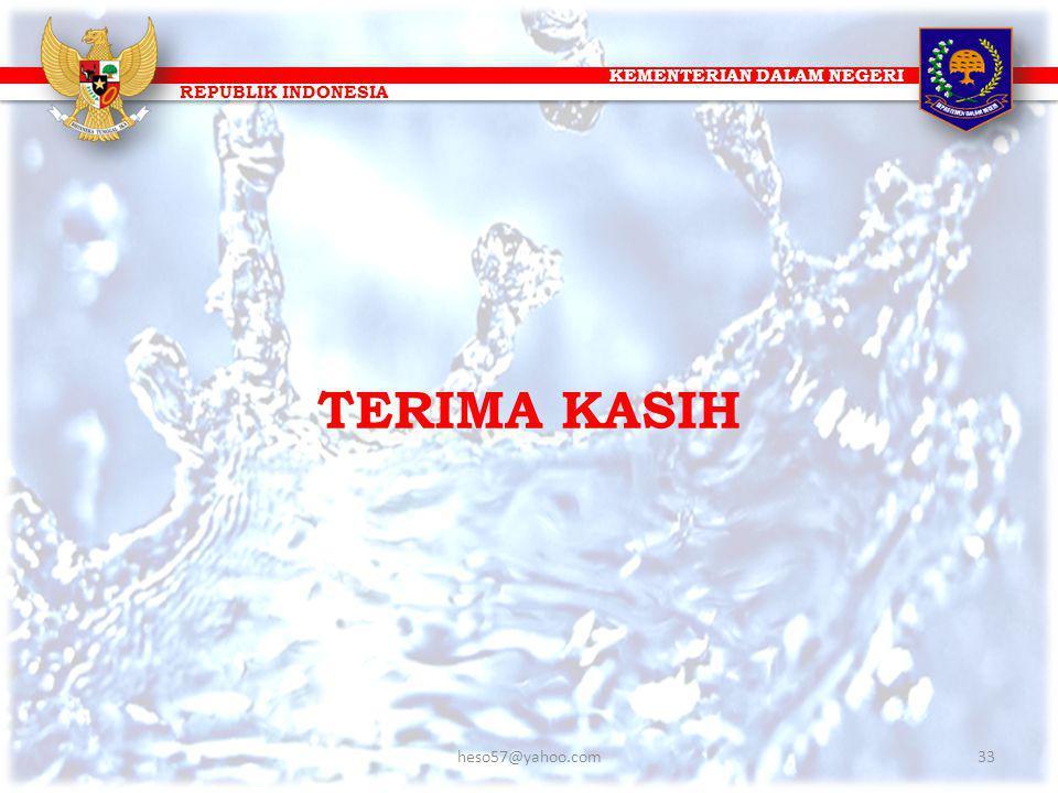 TERIMA KASIH KEMENTERIAN DALAM NEGERI REPUBLIK INDONESIA 33heso57@yahoo.com
