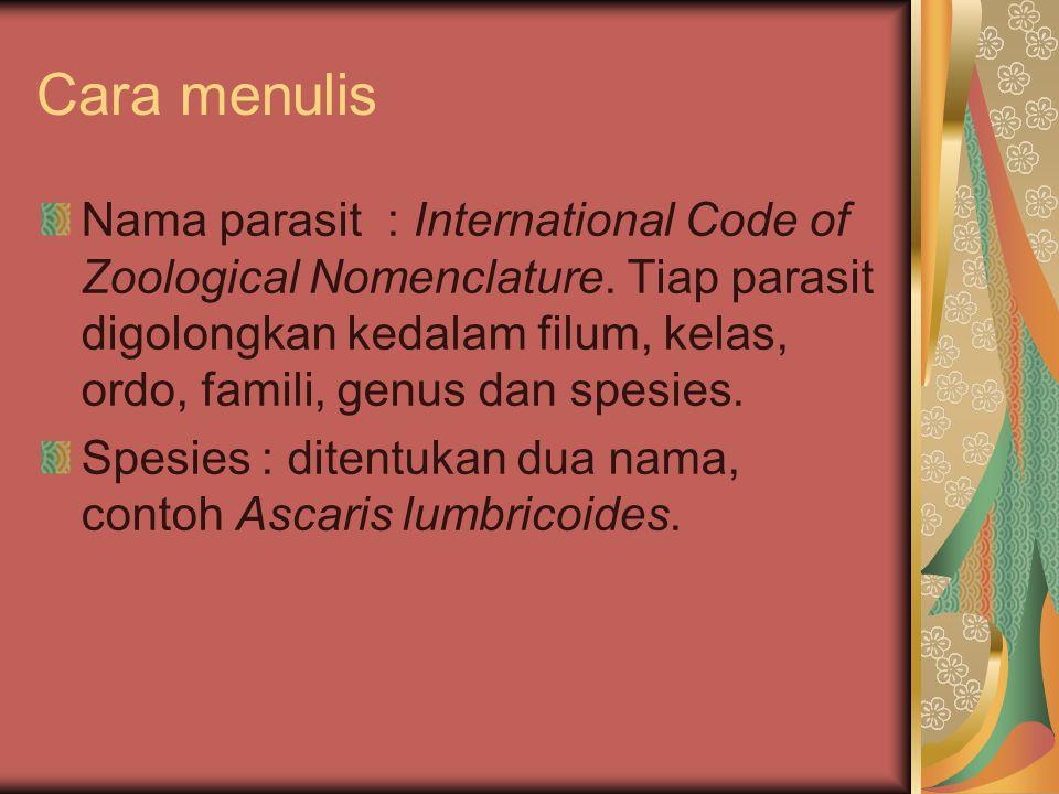 Zoonosis  Adalah penyakit hewan yang dapat ditularkan kepada manusia.  Contoh : balantidiosis adalah penyakit parasit yang disebabkan oleh Balantidi