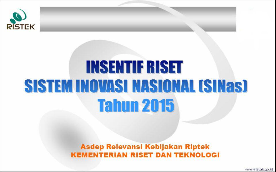 TOPIK RISET Teknologi Informasi dan Komunikasi Topik : 1.