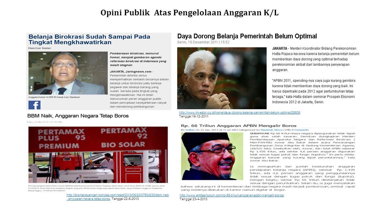 http://jaringnews.com/politik-peristiwa/umum/14587/belanja- birokrasi-sudah-sampai-pada-tingkat-mengkhawatirkanhttp://jaringnews.com/politik-peristiwa/umum/14587/belanja- birokrasi-sudah-sampai-pada-tingkat-mengkhawatirkan.