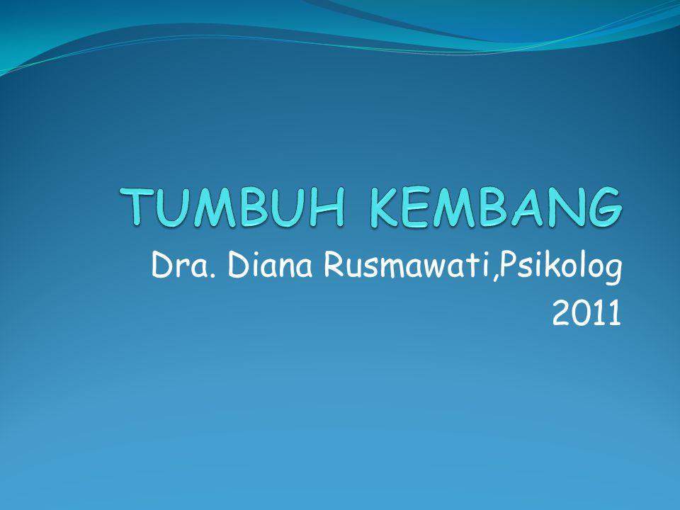 Dra. Diana Rusmawati,Psikolog 2011