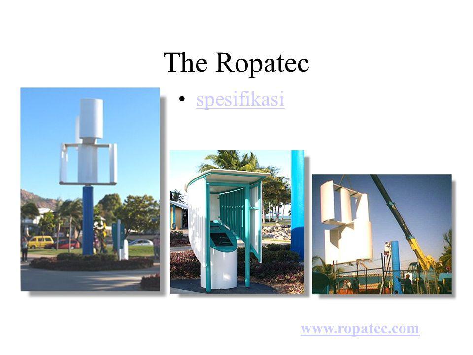 The Ropatec spesifikasi www.ropatec.com
