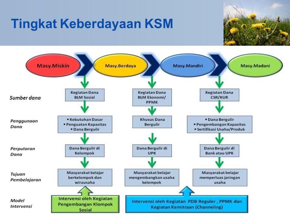Pembangunan/Penguatan KSM Sosial (Tahap 3) Sosialisasi Konsep dan Substansi KSM oleh Relawan Pendamping Kelompok serta FGD Dinamika KSM oleh Relawan pendamping Kelompok (Tahap ke 5).