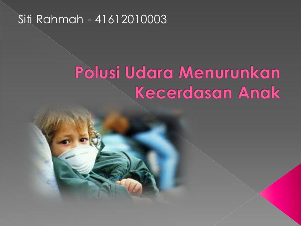 Siti Rahmah - 41612010003