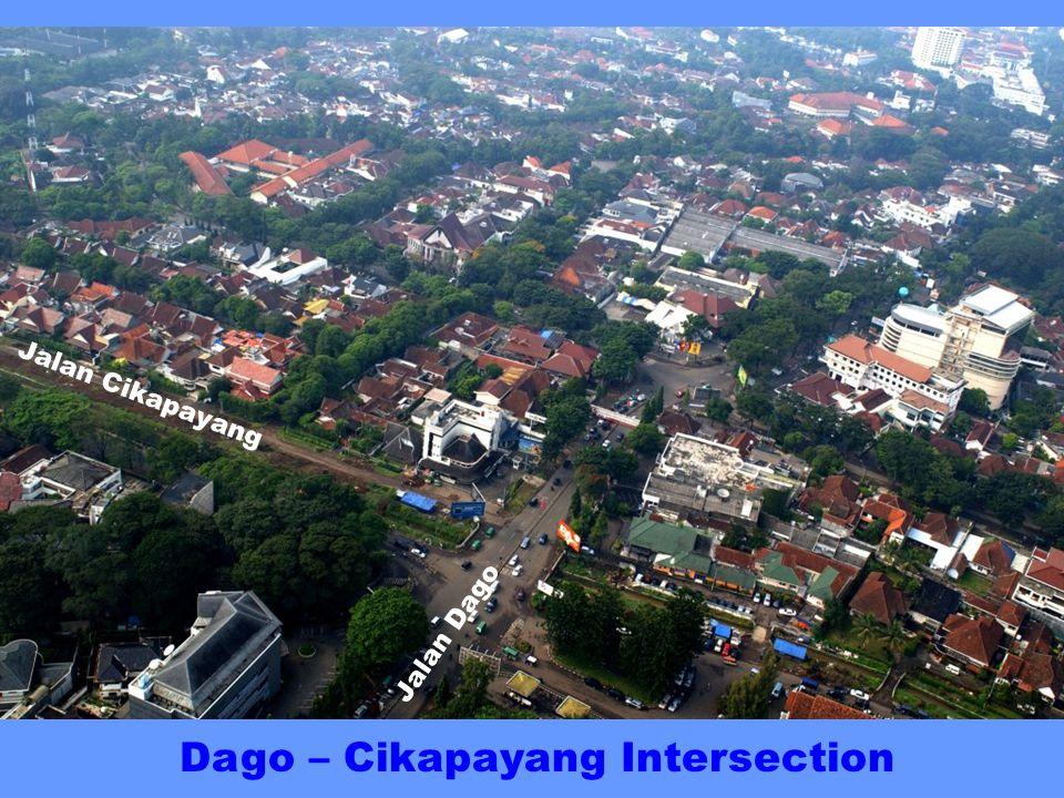 Jalan Dago Jalan Cikapayang Dago – Cikapayang Intersection