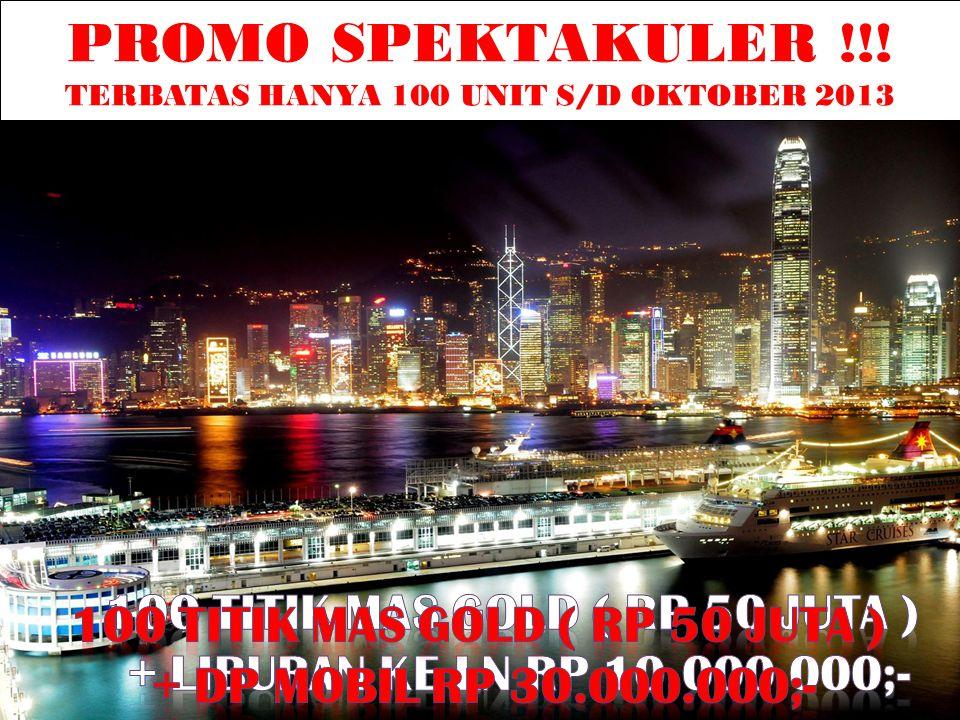GRATIS LIBURAN KE SINGAPORE DAN HONGKONG !!.PROMO SPEKTAKULER !!.