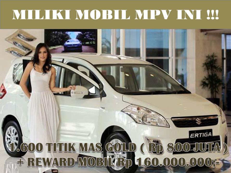 MILIKI MOBIL MPV INI !!!