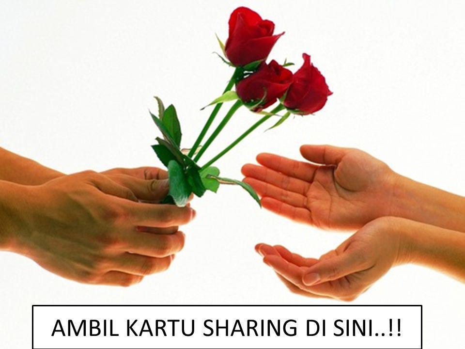 AMBIL KARTU SHARING DI SINI..!!