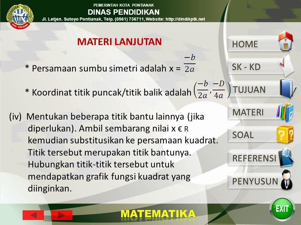 PEMERINTAH KOTA PONTIANAK DINAS PENDIDIKAN Jl. Letjen. Sutoyo Pontianak, Telp. (0561) 736711, Website: http://dindikptk.net 6 Langkah-langkah menggamb