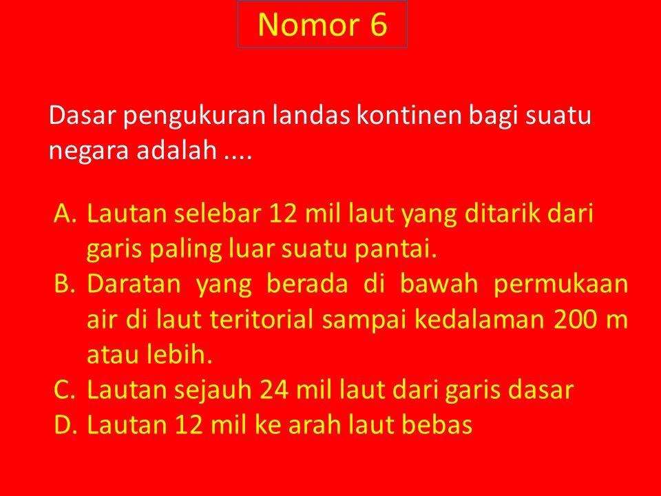 Nomor 15 Negara yang memiliki kemiripan dalam bentuk keadaan alamnya dengan NKRI yang berupa kepulauan adalah....