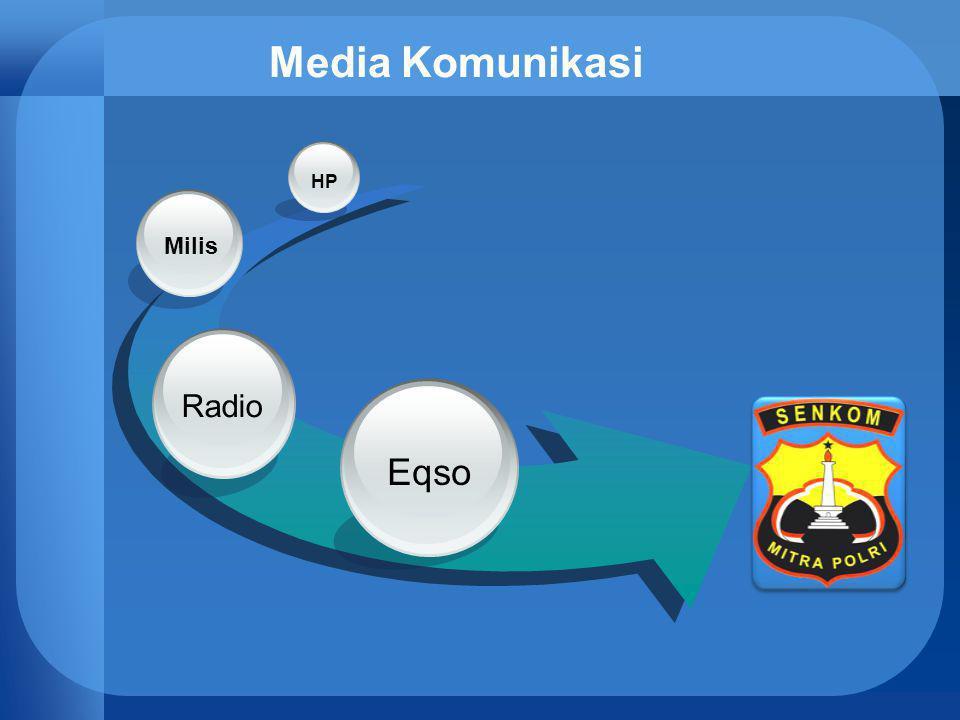 Media Komunikasi Eqso Radio Milis HP