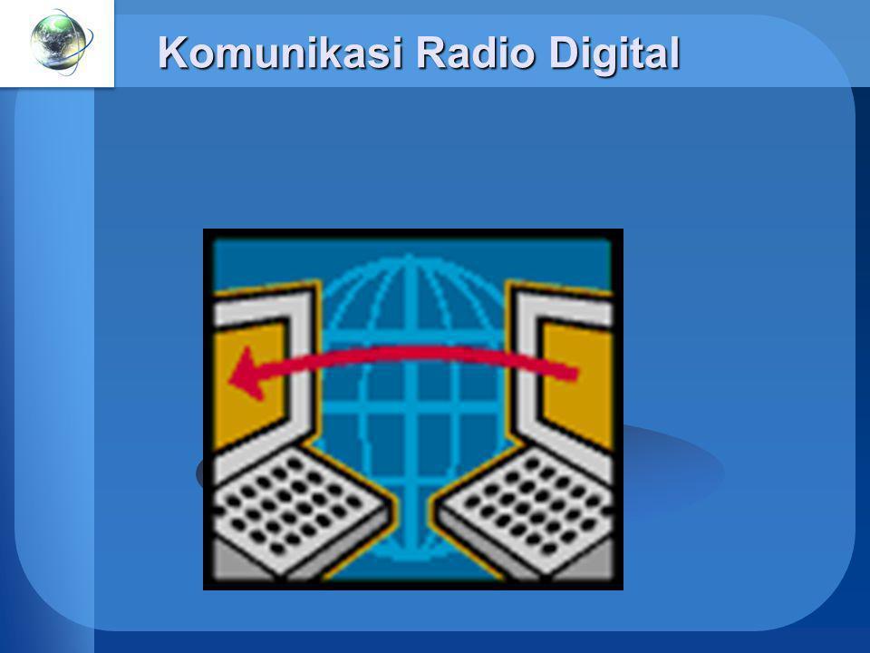 Komunikasi Radio Digital