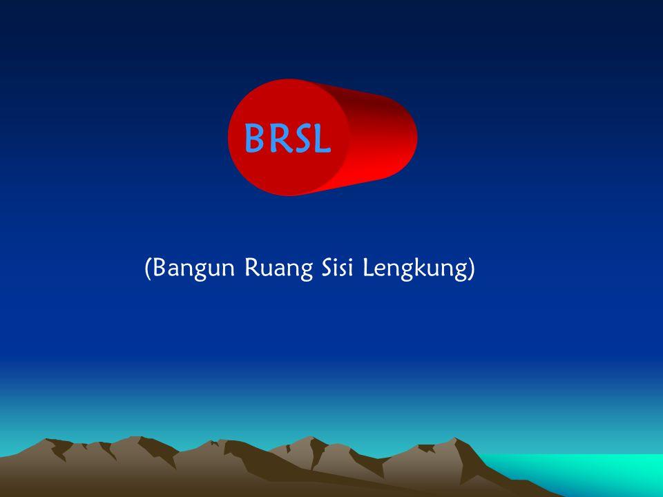 BRSL (Bangun Ruang Sisi Lengkung)
