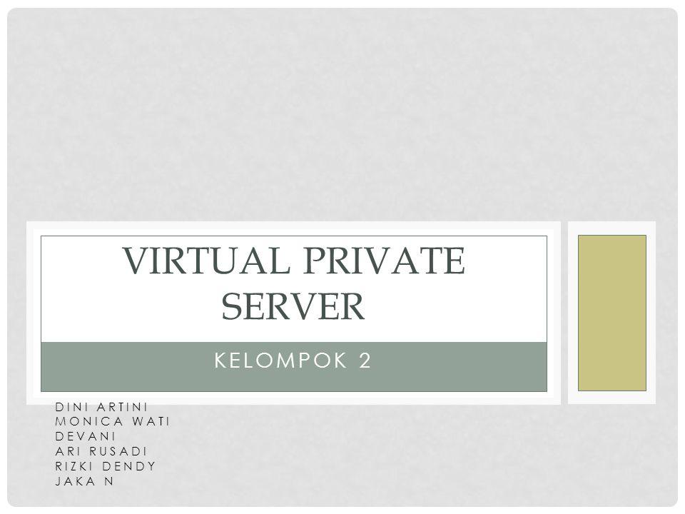 VPS `VPS (Virtual Private Server) adalah sebuah terobosan paling canggih dalam teknologi virtualisasi server.