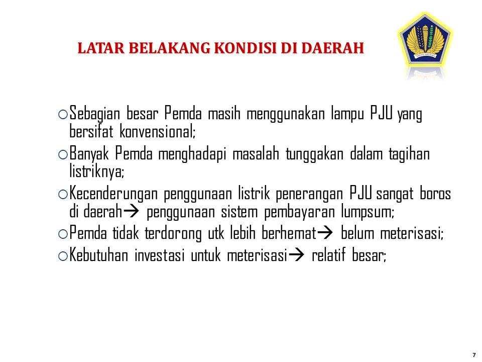 Kandidat Peneriman Hibah RAD 38 SUMUT JATENG DIY KALTIM SUMSEL Rp3 M JATIM SULTENG Rp2,7 T Rp543 M Rp26,5 T Rp100 M