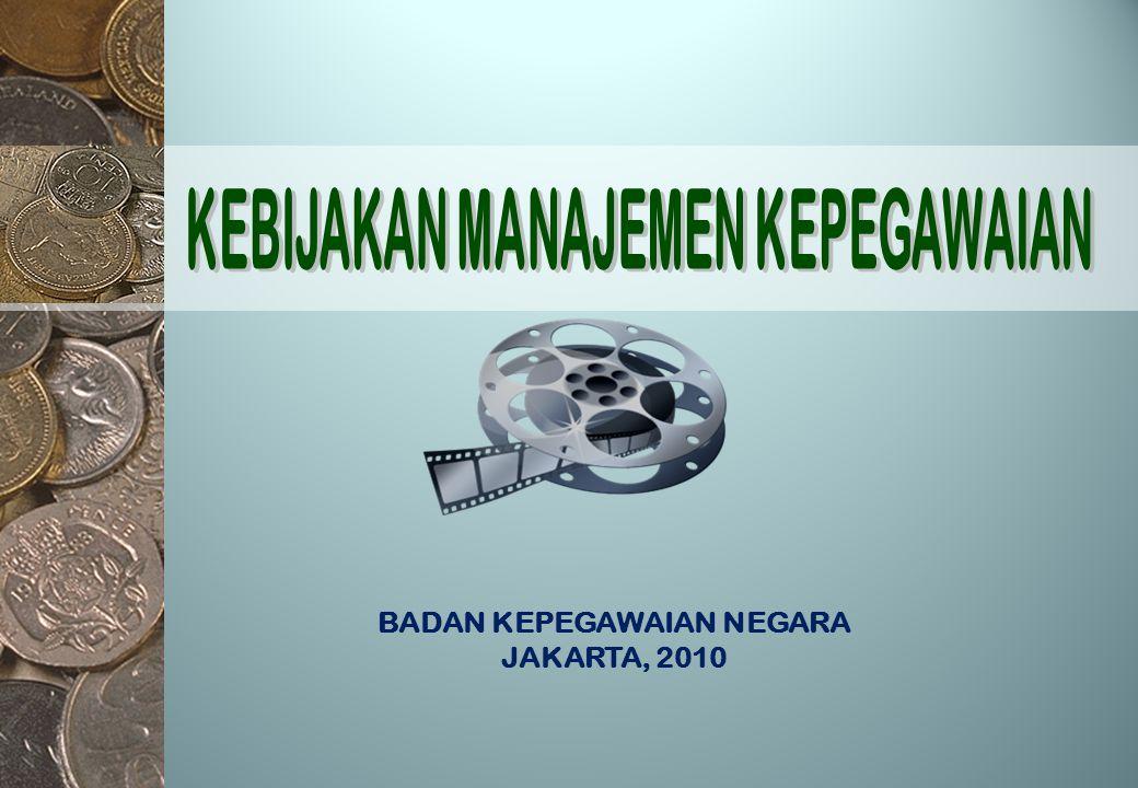 BADAN KEPEGAWAIAN NEGARA JAKARTA, 2010