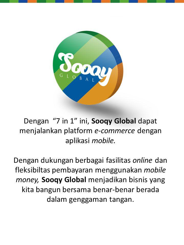 Visi UMKM & Potensi Lainnya Menuju Indonesia Berdaya Online Market Merchant Customers Community Pemberdayaan Usaha Mikro Kecil Menengah Business Model