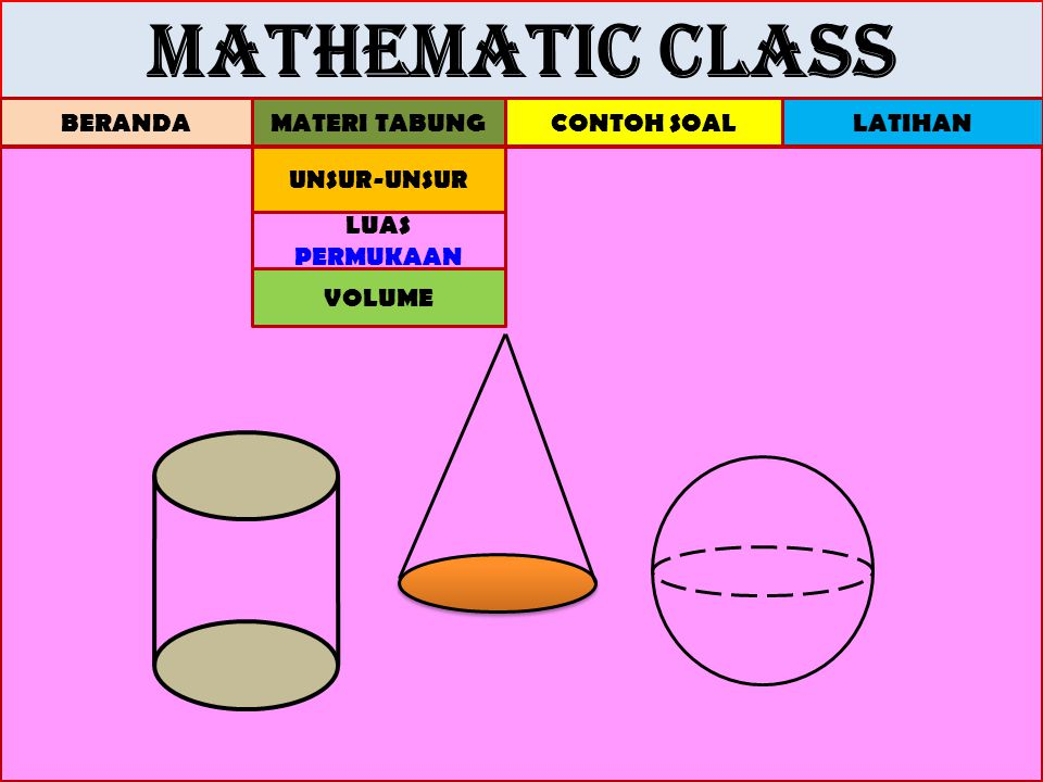 Welcome to mathematic class..My students…I hope all of you are fine.
