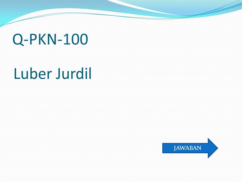 A-PKN-100 Kembali ke Soal Apa Azas Pemilu Di Indonesia ?
