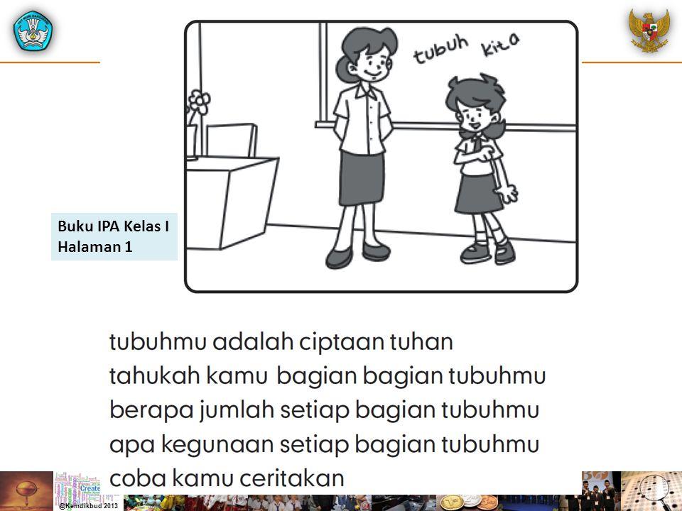 Buku IPA Kelas I Halaman 1