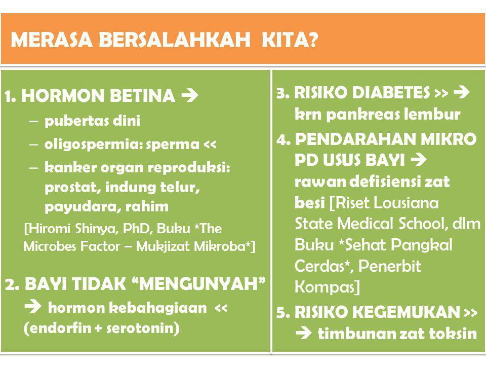MERASA BERSALAHKAH KITA.3. RISIKO DIABETES >>  krn pankreas lembur 4.