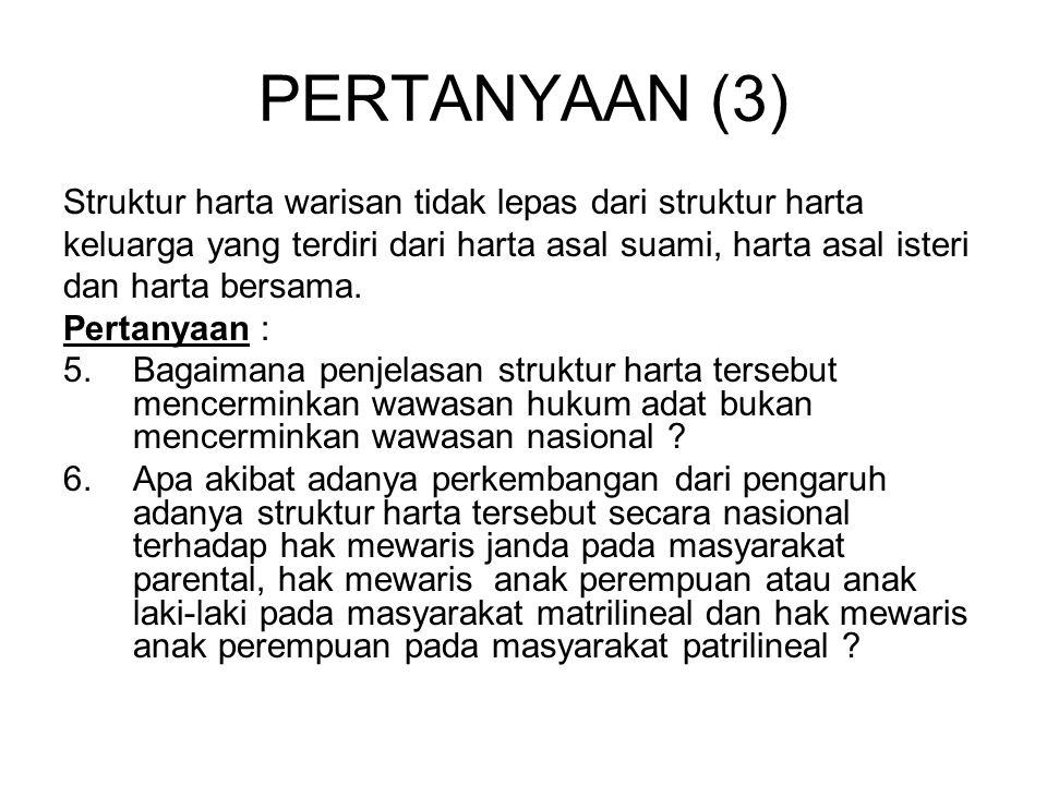 HUKUM PERKAWINAN (1) 1.