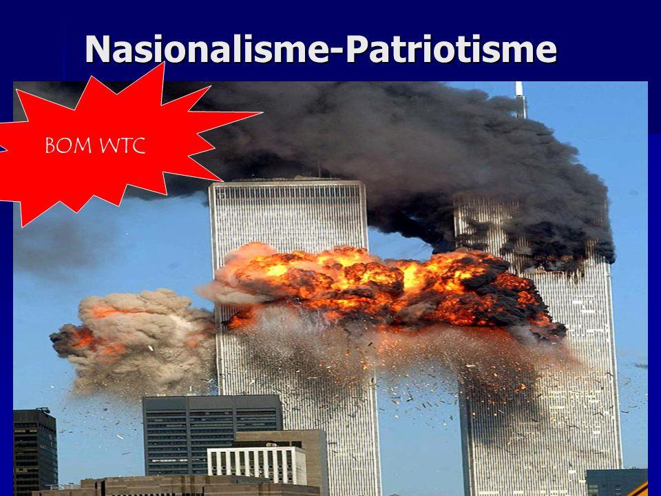 Nasionalisme-Patriotisme BOM WTC