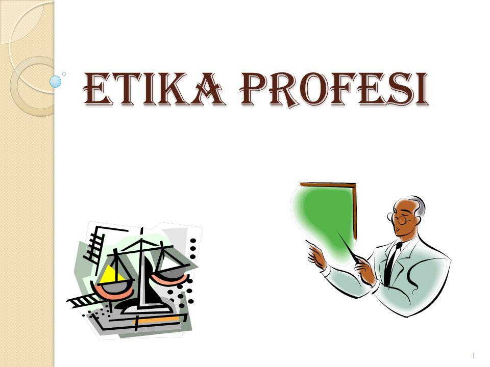 PENGERTIAN DAN NILAI ETIKA Kata etika berasal dari dua kata Yunani yang hampir sama bunyinya, namun berbeda artinya.