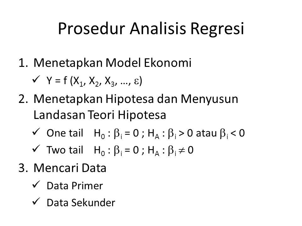 Lanjut… Properti Fungsi: – Intersep; Autonomous; Konstanta. – Parameter; Koefisien; Slope. – Average; Marginal; Elastisitas.