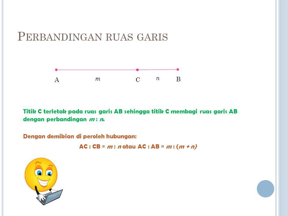 Vektor-vektor dan dinamakan sebagai vektor posisi titik-titik A, B, dan C.