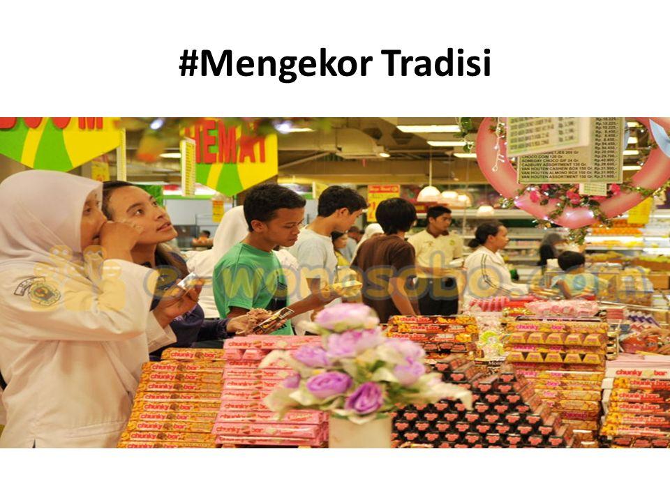 #Mengekor Tradisi