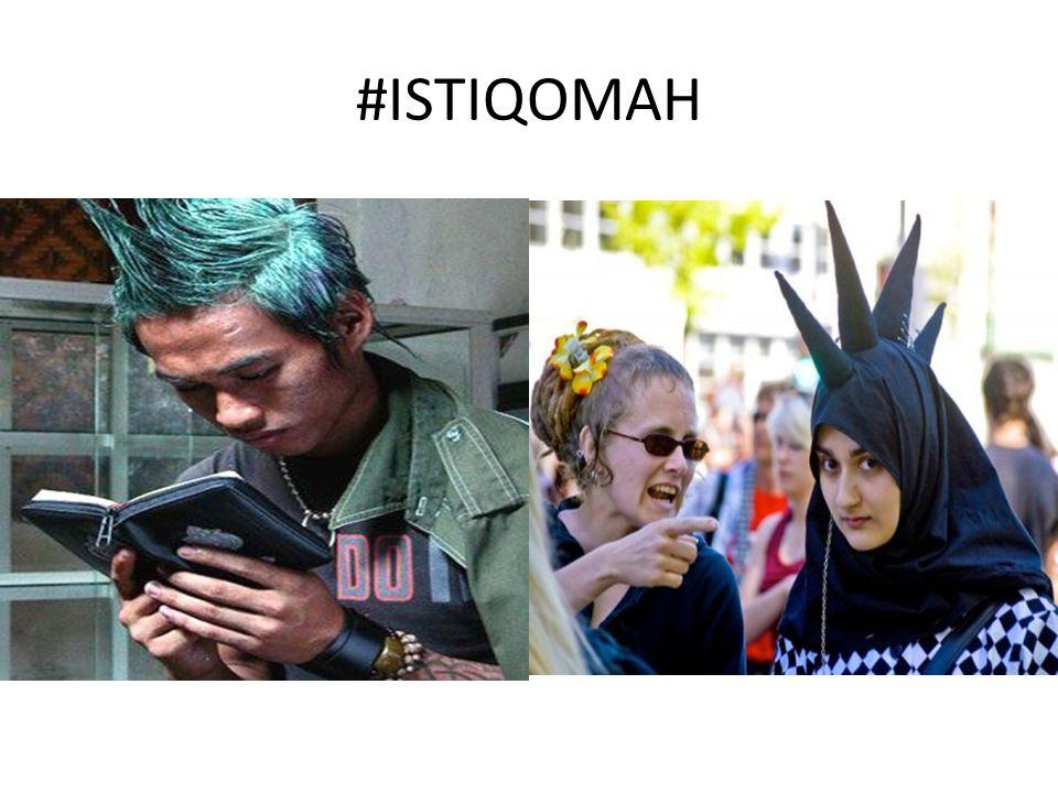 #ISTIQOMAH