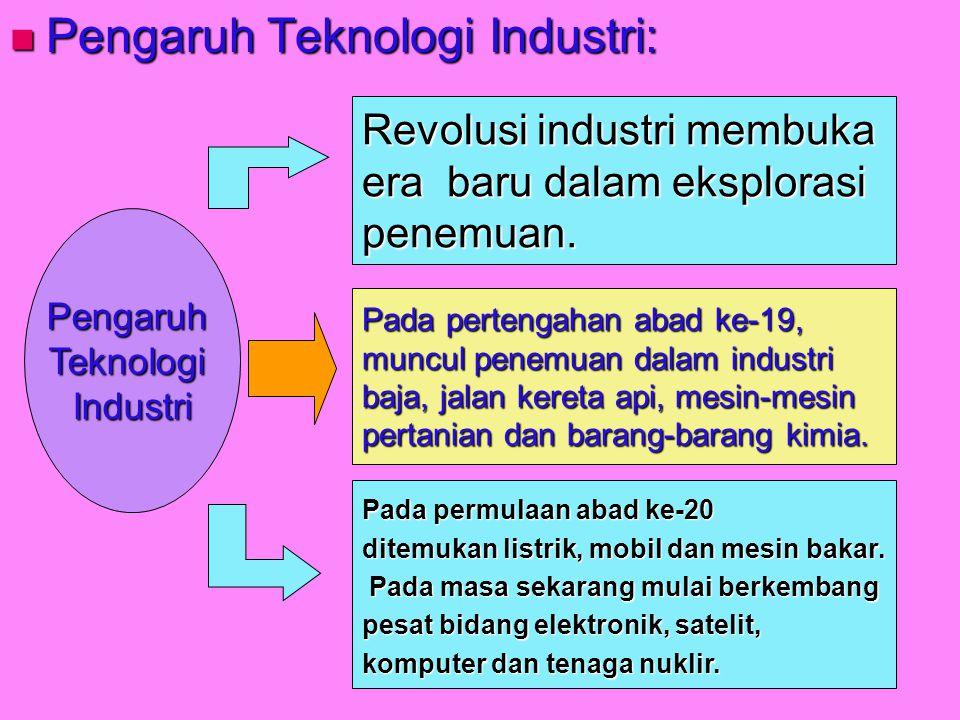 Pengaruh Teknologi Industri: Pengaruh Teknologi Industri:PengaruhTeknologiIndustri Revolusi industri membuka era baru dalam eksplorasi penemuan. Pada