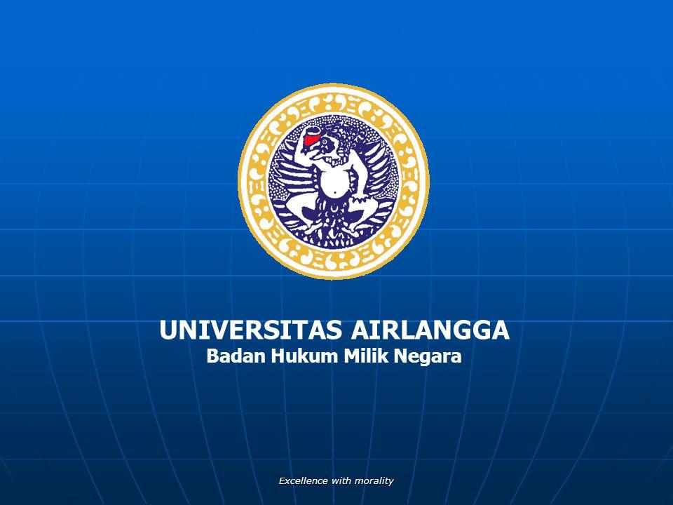 UNIVERSITAS AIRLANGGA Badan Hukum Milik Negara