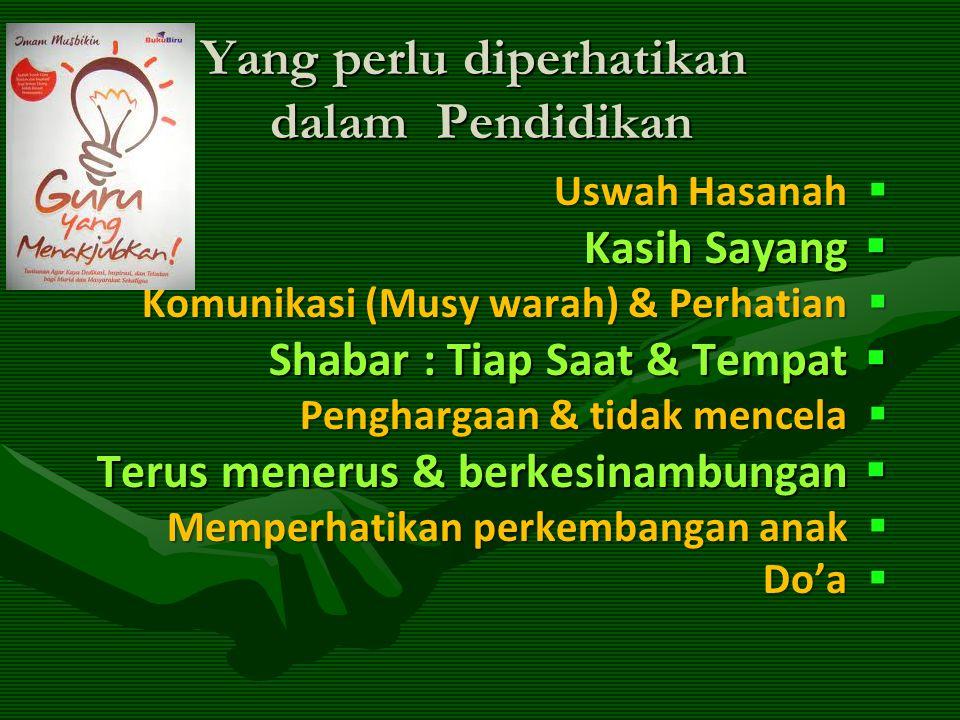 Hubungan Pola Asuh Anak dengan Prestasi Hasil Penelitian thd Mhs berprestasi di PTN 1.