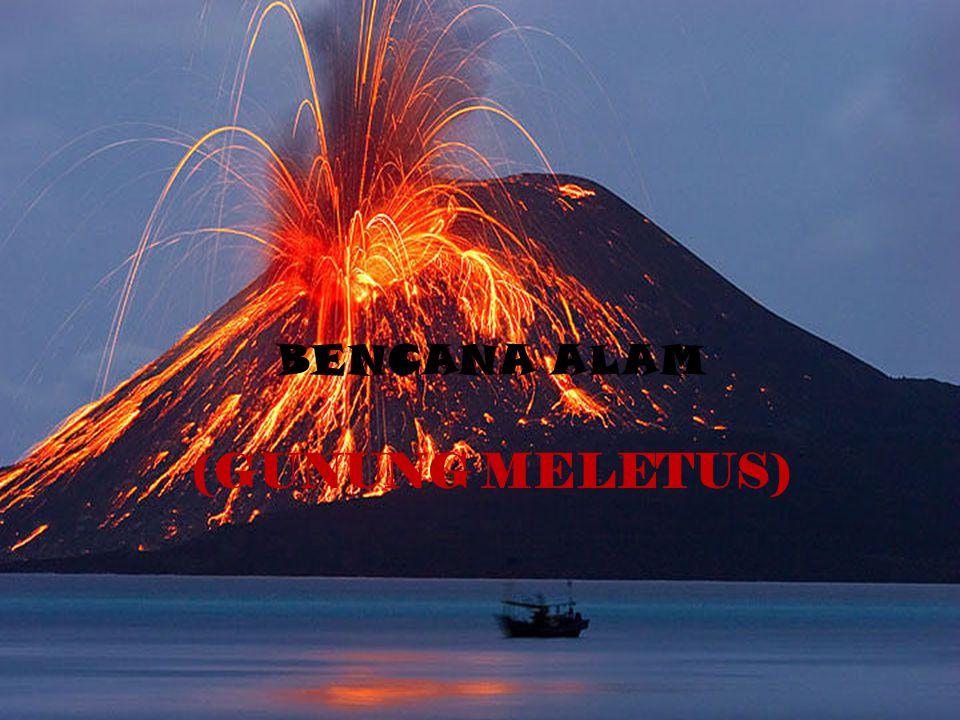 DebuVulkanik Debu vulkanik adalah masalah kesehatan lain dalam erupsi gunung berapi.