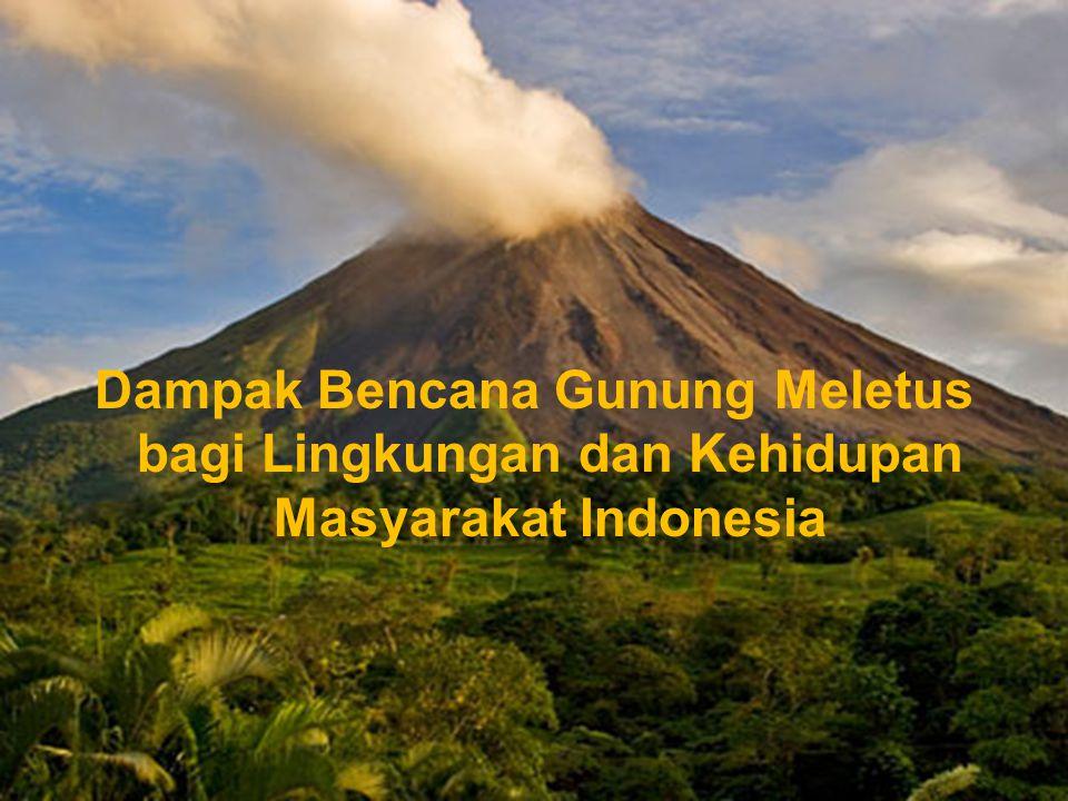 Upaya yang dilakukan terhadap bencana gunung meletus Upaya yang dilakukan sebelum terjadinya erupsi, antara lain: 1.