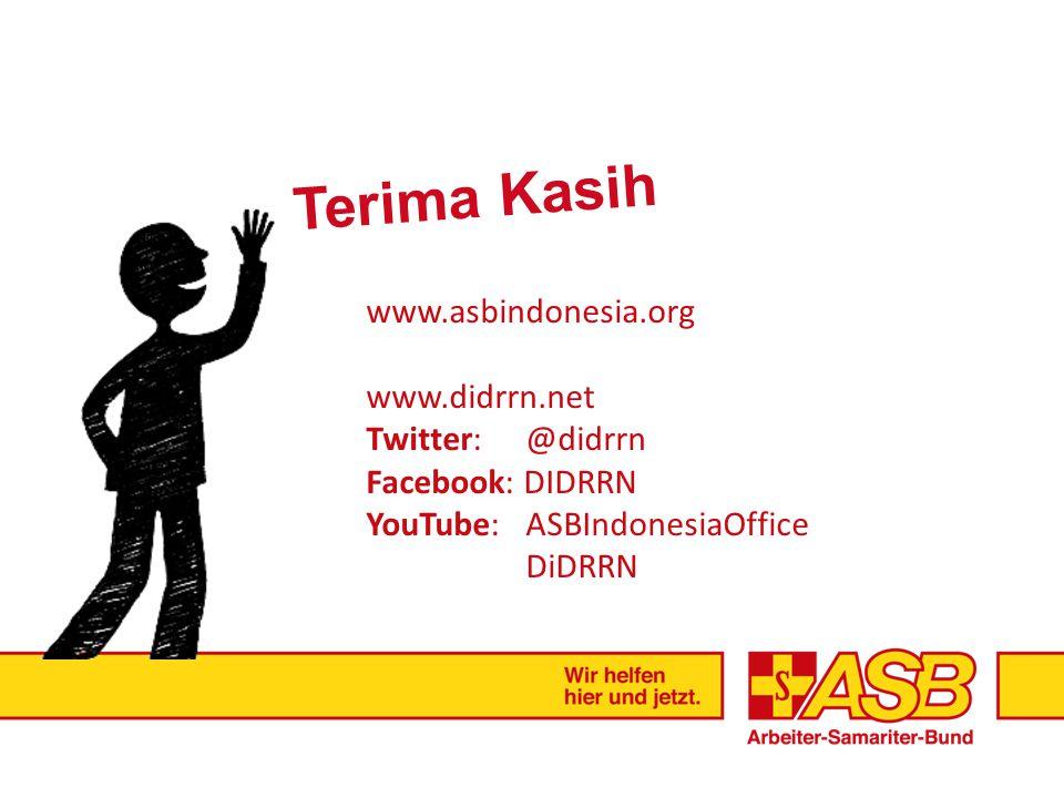 Terima Kasih Seite 10 www.asbindonesia.org www.didrrn.net Twitter: @didrrn Facebook: DIDRRN YouTube: ASBIndonesiaOffice DiDRRN
