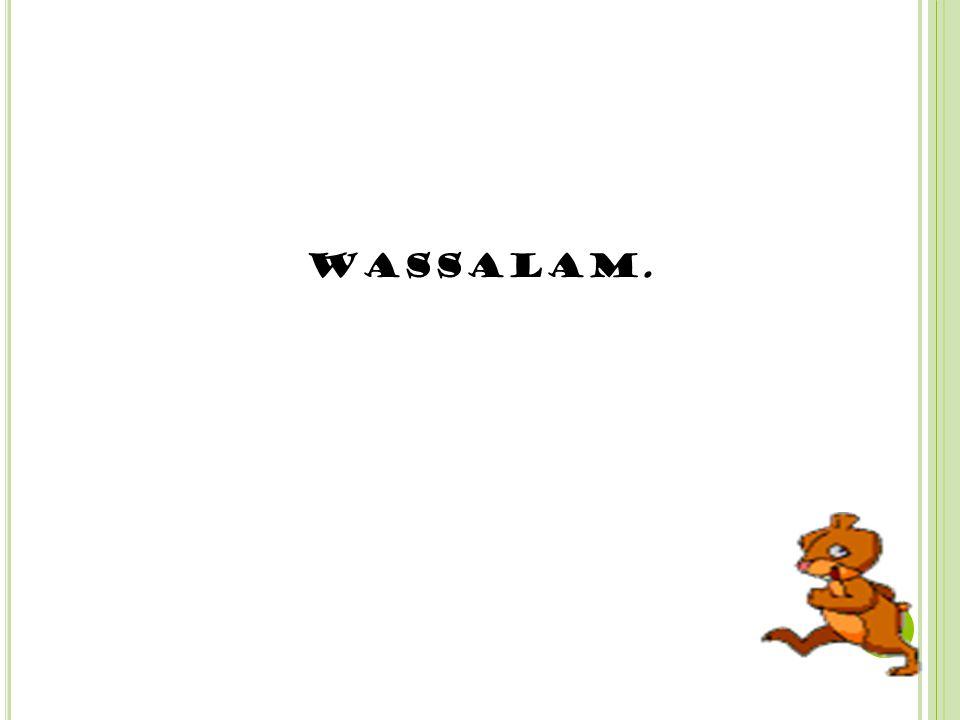 WASSALAM.