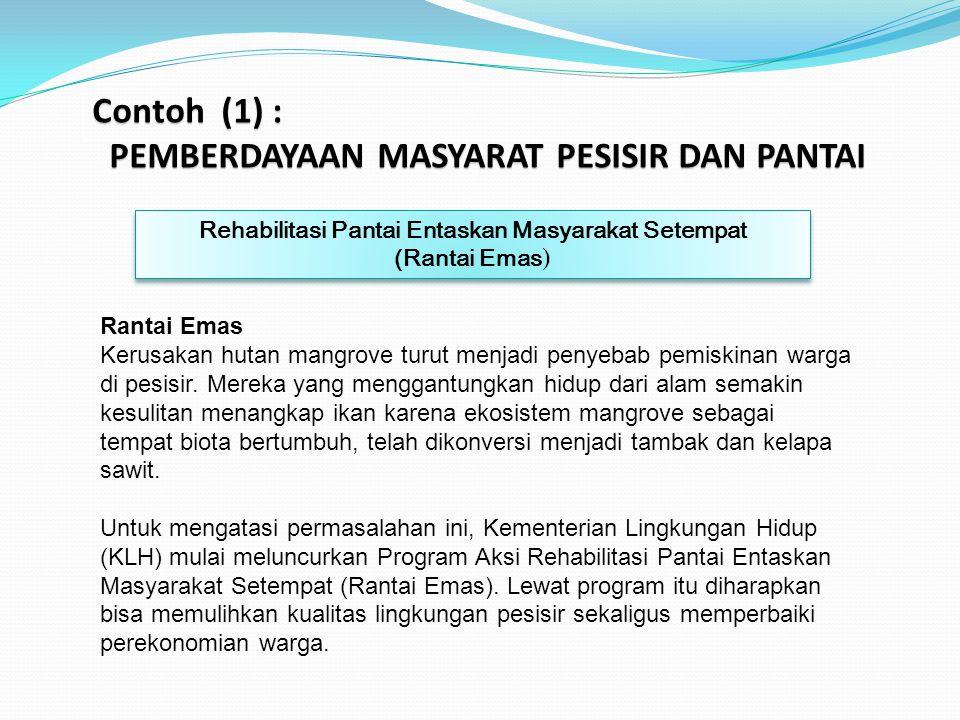Program Rantai Emas