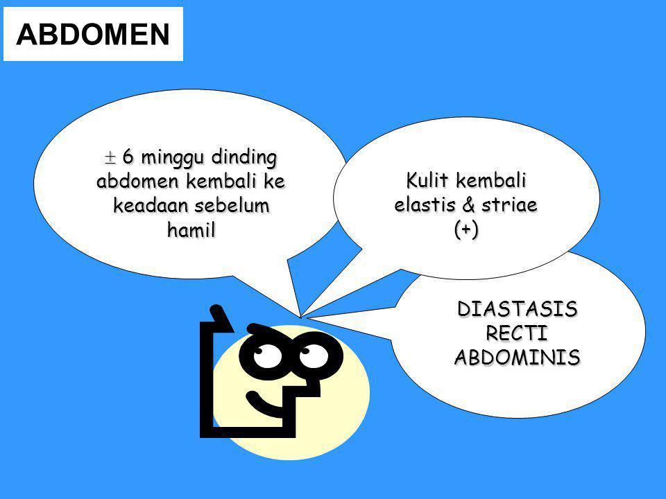 ↓ human placental lactogen (hPL), estrogen, kortisol & insulinase enzim plasenta Wanita menyusui & tdk menyusui memiliki perbedaan waktu ovulasi & men